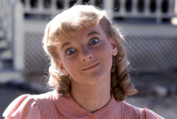 Allison Arngrim a joué Nellie Oleson dans The Ingalls Family (Photo: NBC)