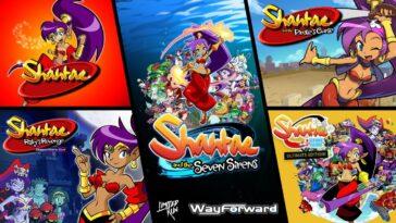 Les cinq jeux Shantae sont des PS5 époustouflants, y compris le Game Boy Color Original