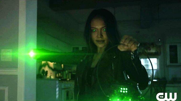 La Fille De Green Lantern Est Ici Dans La Nouvelle