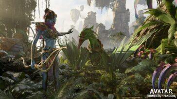 Ubisoft Dévoile La Première Bande Annonce D''avatar : Frontiers Of Pandora'