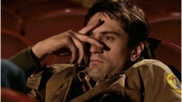 """Martin Scorsese est toujours contrarié par l'édition """"Taxi Driver"""""""