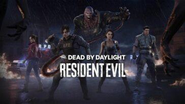 Le chapitre Massive Resident Evil de Dead By Daylight est disponible sur PS5, PS4 maintenant