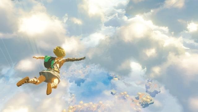 Image promotionnelle publiée par Nintendo pour Legend of Zelda: Breath of the Wild 2. AP