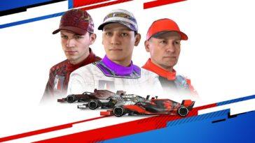 F1 2021 présente une suite complète de courses PS5 et PS4