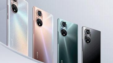 Honor 50 SE 5G, 50 5G et 50 Pro 5G : le nouveau lot 5G d'Honor avec services Google devance le P50 de Huawei avec son module de caméra accrocheur