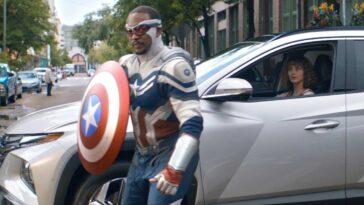 Les Stars De Captain America 4, Wandavision Et Loki Apparaissent