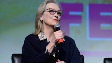 Meryl Streep a eu du mal à tourner un film