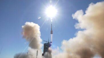 La Chine Envoie 3 Astronautes Vers Une Nouvelle Station Spatiale