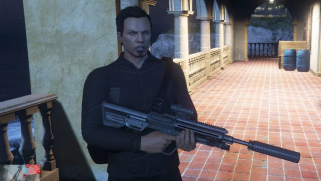 Jouez seul à GTA Online