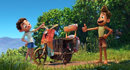 Luca Pixar Image