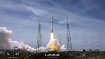Spacex Lance Un Satellite Gps Avancé Pour L'us Space Force