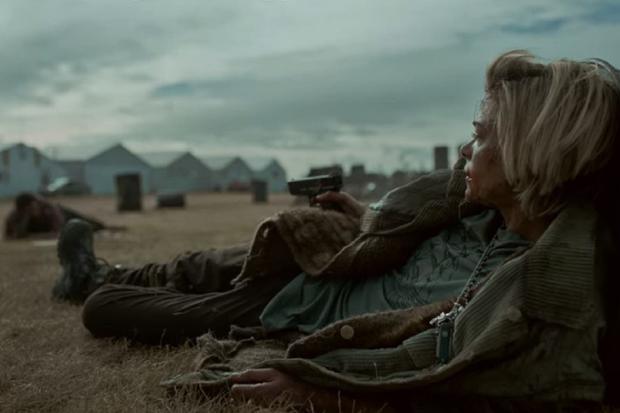 """Rose a-t-elle été grièvement blessée à la fin de la saison 2 de """"Black Summer"""" ?  (Photo : Netflix)"""