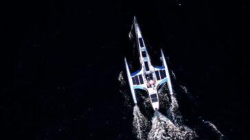 En l'absence d'équipage, bons sont les capteurs : c'est l'IBM Mayflower, le navire autonome (et solaire) qui veut traverser l'Atlantique