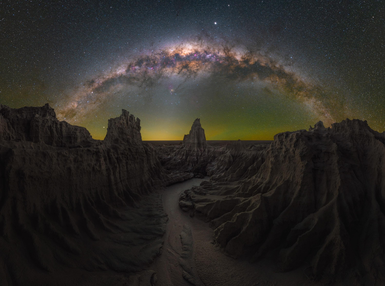 Dragon's Lair mungo, Australie