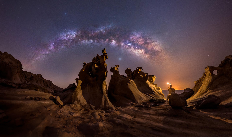 *Province d'hormozgan des amoureux de la nuit