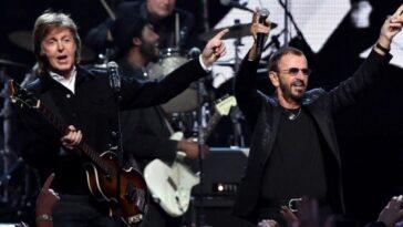 Paul McCartney fête ses 79 ans : le salut de Ringo Starr