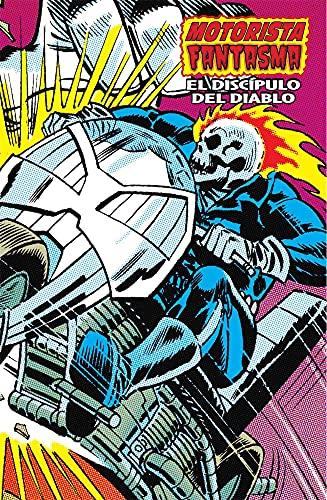 Cavalier fantôme limité Marvel.  disciple du diable 2