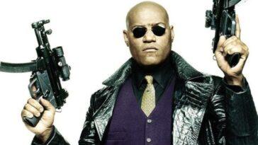 Laurence Fishburne Nie à Nouveau L'implication De Matrix 4