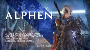 La première bande-annonce de Tales of Arise montre le protagoniste masqué Alphen