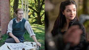 Outlander pourrait entamer une romance entre Jamie et Malva