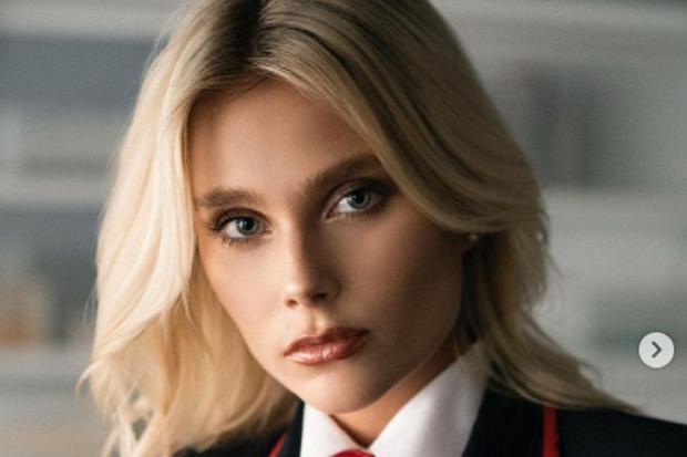"""Valentina Zenere rejoindra le casting de la cinquième saison de """"Elite"""" (Photo : Netflix)"""