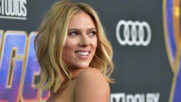 VIDÉO : Scarlett Johansson dans une émission enfant