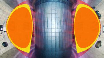 Nous sommes plus près de résoudre l'un des plus grands défis de la fusion nucléaire : la stabilisation du plasma à 150 millions de °C