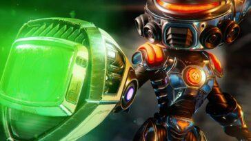 Ratchet & Clank: Pixelizer HD de Rift Apart joue une mélodie funky avec l'haptique du pad PS5