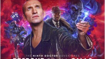 Doctor Who : les nouvelles aventures de Chrisopher Eccleston annoncées