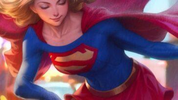 The Flash : ils ont présenté le costume de Supergirl
