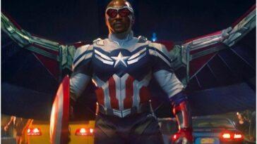 Anthony Mackie a d'abord détesté l'idée d'être Captain America