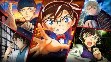 Detective Conan: The Scarlet Ball Très Amusant Pour Les