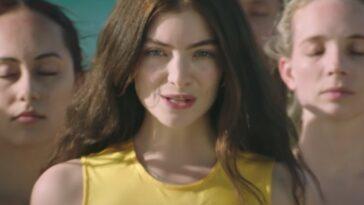 Lorde anticipe une nouvelle sortie avec une bande-annonce énigmatique
