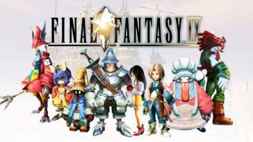 Final Fantasy Ix Serait En Train D'être Adapté En Série