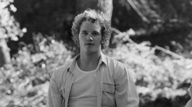 Le premier crédit d'écran de Chris Pratt est venu avec 2000's Cursed Part 3. Crédit: Tropacanada