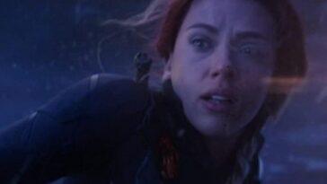 Scarlett Johansson et le destin de Black Widow dans Endgame