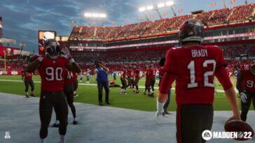 Madden NFL 22 transforme complètement le mode franchise sur PS5, PS4