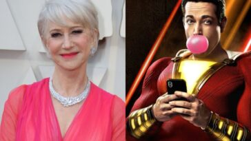 """L'apparition d'Helen Mirren dans « Shazam !  Fureur des Dieux"""""""