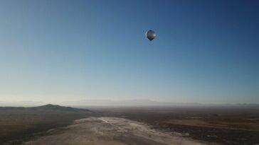 Ce ballon de la NASA détecte un tremblement de terre pour la première fois depuis les airs : la prochaine destination est Vénus