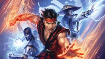 Mortal Kombat Legends : Le Film D'animation Battle Of The