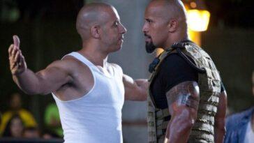 La vraie raison pour laquelle Vin Diesel et le Rock se sont battus