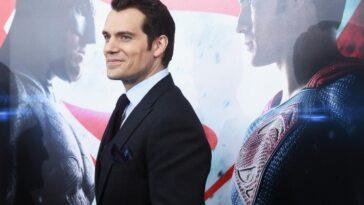 Le jour où Henry Cavill était Superman dans la vraie vie pour un geste tendre
