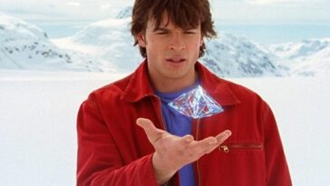 Smallville revient-il en série animée ?  La réponse!