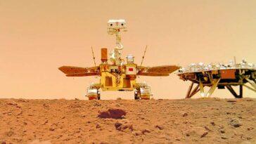 La Chine cherche à placer le premier humain sur Mars d'ici 2033 : c'est sa feuille de route ambitieuse