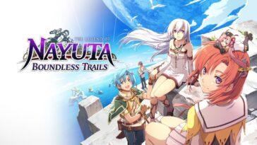 Action RPG The Legend of Nayuta: Boundless Trails Journeys West sur PS4 en 2023
