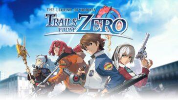 Trails from Zero et Trails to Azure confirmés pour la sortie Western PS4 en 2022, 2023