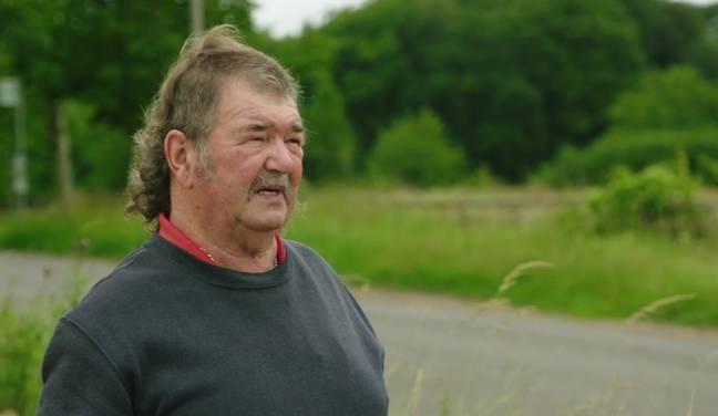 Gerald Cooper et Jeremy Clarkson sur Clarkson's Farm (Crédit: Amazon Prime Video)