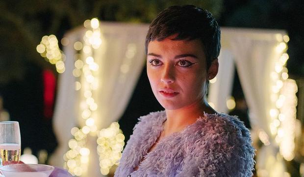 """Carla Díaz joue Ari dans la quatrième saison de """"Elite"""" (Photo: Netflix)"""