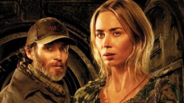 A Quiet Place Part Ii Devient Le Premier Film Post Pandémique