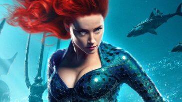 Amber Heard Trends Après Aquaman 2 News Relance La Pétition